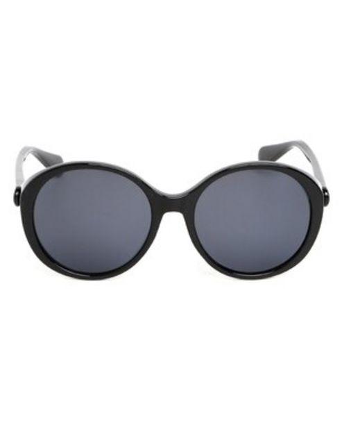 Oferta de Óculos de Sol Redondo RCHLO Eyewear - Preto por R$43,9