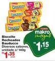 Oferta de Biscoitos Bauducco por
