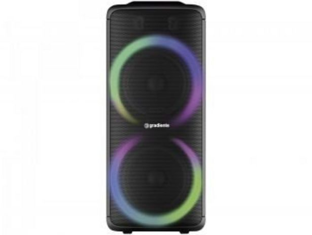 Oferta de Caixa de Som Amplificada Gradiente GCA203 Extreme Colors 1000W  - Bivolt por R$1579