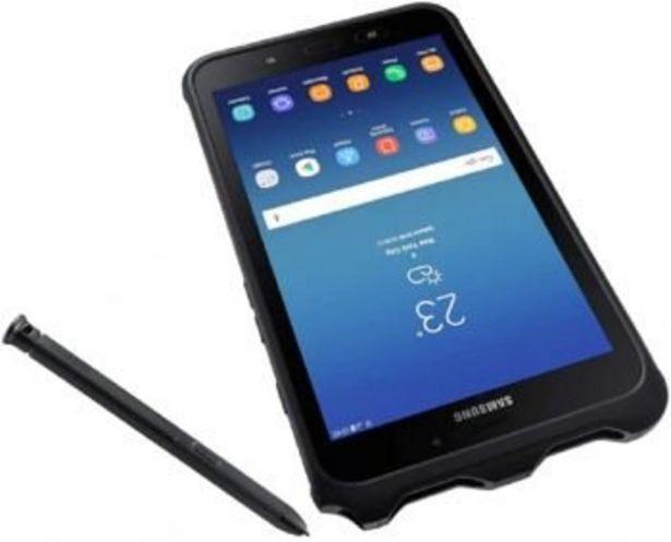Oferta de Tablet Work Active 2 3GB 1.6GHz Tela 8.0 16GB + 128GB c/ S Pen 8MP 4G - Preto -Samsung  por R$1899