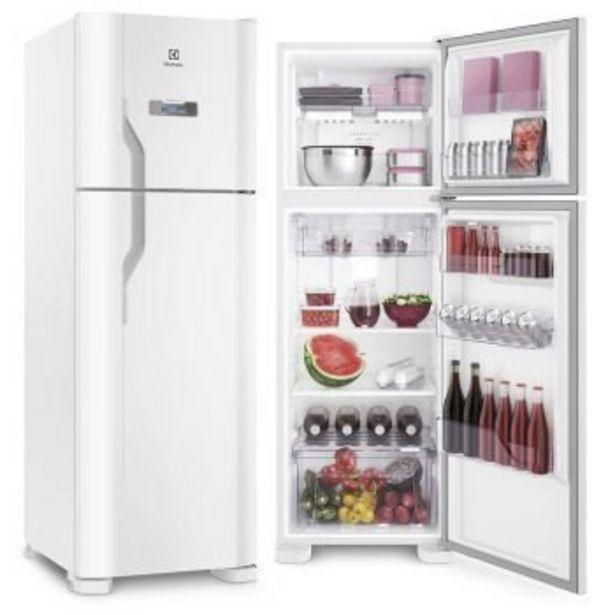 Oferta de Geladeira | Refrigerador DFN41 Frost Free 371 litros - Electrolux por R$2469