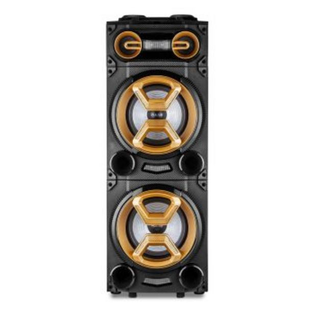 Oferta de Caixa de Som Pulse Torre Party Speaker SP360 -Multilaser por R$1299