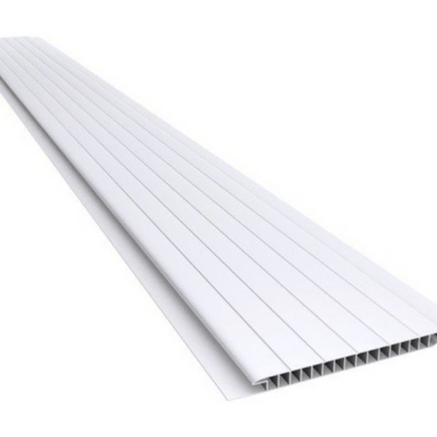 Oferta de Forro PVC Modelo 100 Frisado 7mm da Plasbil por R$35,05