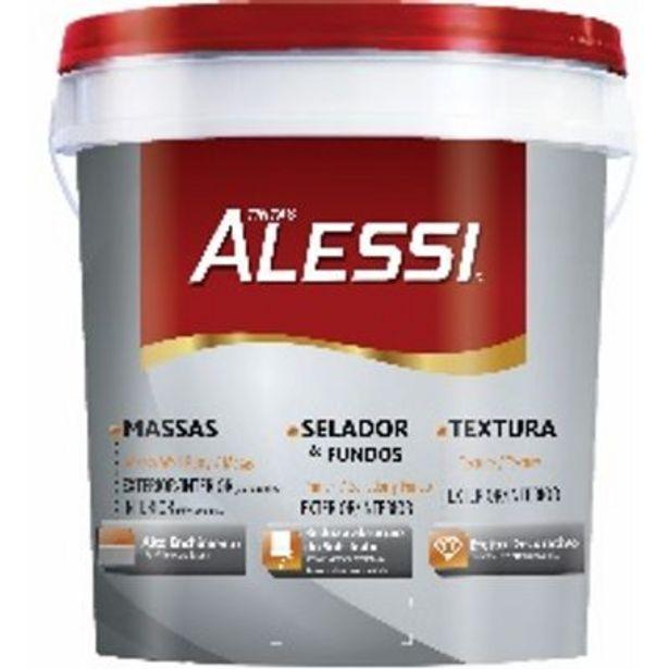 Oferta de Tinta Acrílica Fosco Embalagem 6EM1 BR 18L Alessi por R$359,9