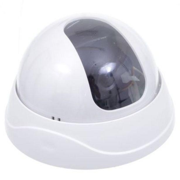 Oferta de Câmera Video Porteiro VTV Dome L12 IP65 Analógica por R$53,9