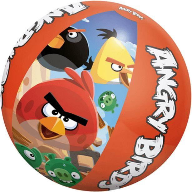 Oferta de Bola de Praia Bestway Angry Birds 51 CM por R$8,9