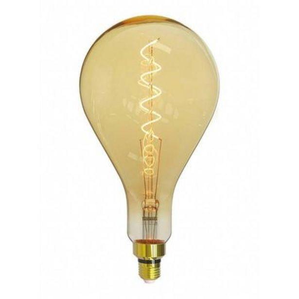 Oferta de Lâmpada LED Taschibra Filamento Giant Gota Autovolt por R$259,9