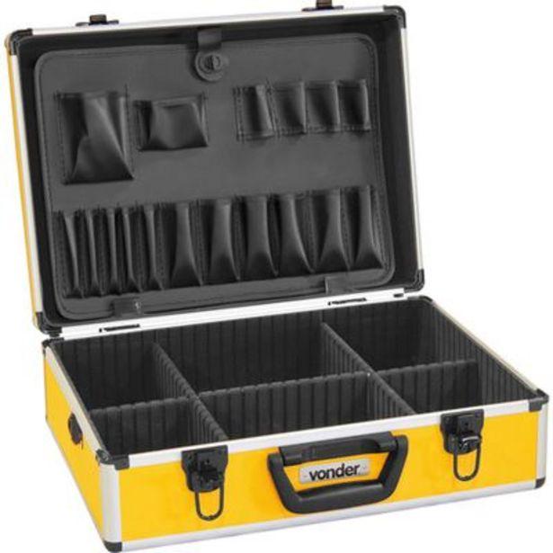 Oferta de Maleta Profissional Vonder MF312 Amarelo por R$219,9