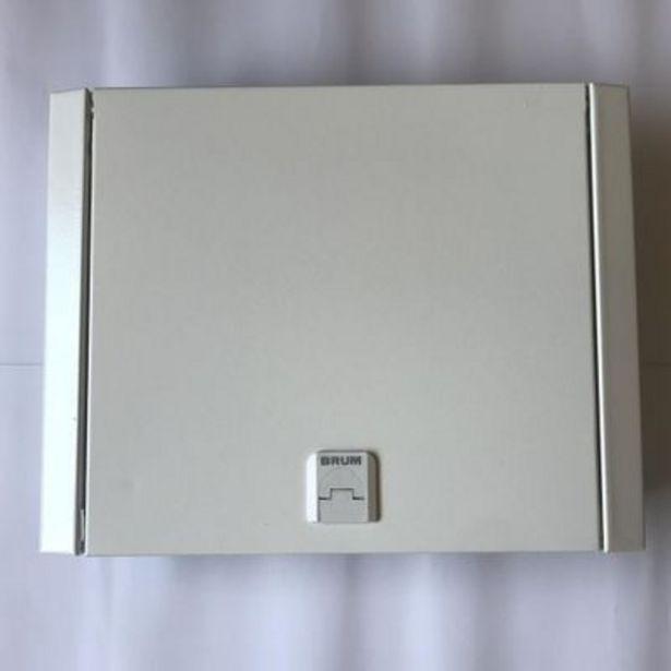 Oferta de Caixa de Distribuição sem Barramento Brum Embutir 34 Disjuntores por R$69,9