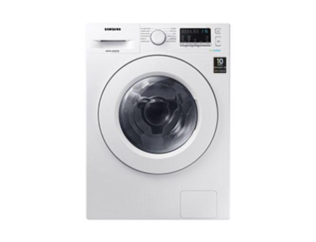 Oferta de Lava e Seca WD4000 com Ecobubble™ e Lavagem a Seco WD90M4453MW Branca 9/6 kg por R$3399