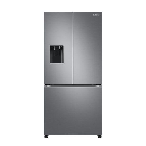 Oferta de Geladeira Frost Free Samsung French Door Twin Cooling Plus™ RF49A5202S9 470L Inox Look (110V) por R$11999