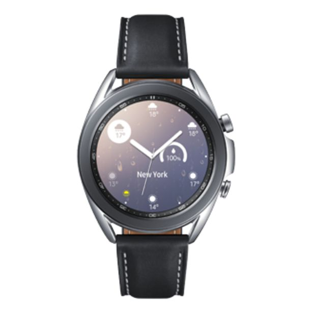 Oferta de Galaxy Watch3 Bluetooth (41mm) por R$1699