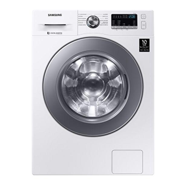Oferta de Lava e Seca Samsung 3 em 1 WD4000 com Lavagem a Seco WD11M44733W Branca 11/7 kg (220V) por R$3499