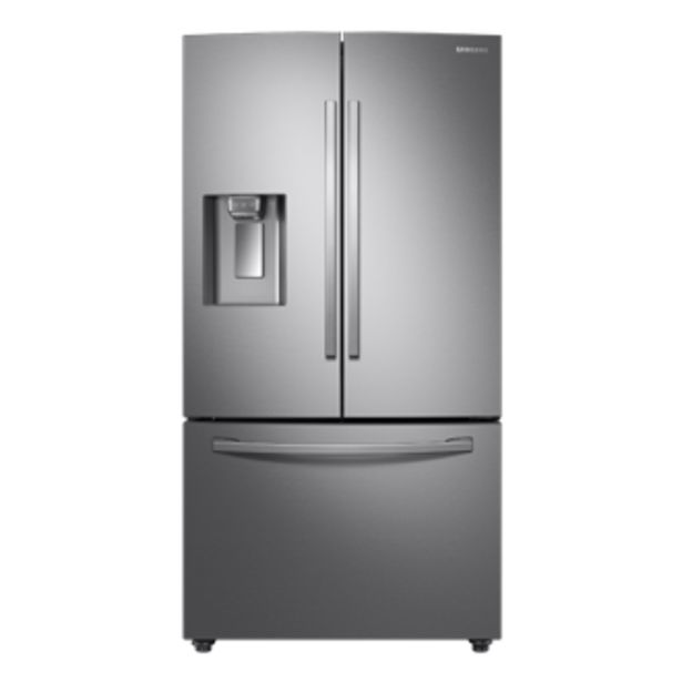 Oferta de Geladeira Inverter Frost Free Smart French DoorTwin Cooling Plus™ RF23R6201SR 536L Inox Look por R$15999