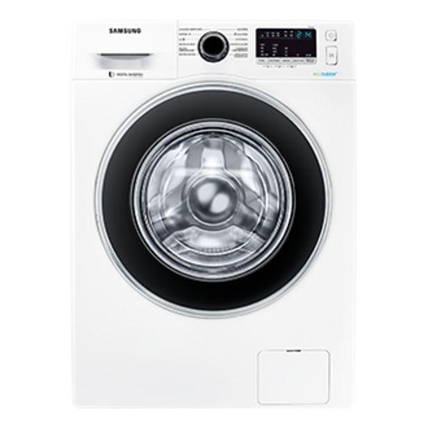 Oferta de Lavadora Samsung WW11J com Ecobubble™ WW11J4453JW Branca 11Kg (127V) por R$2999