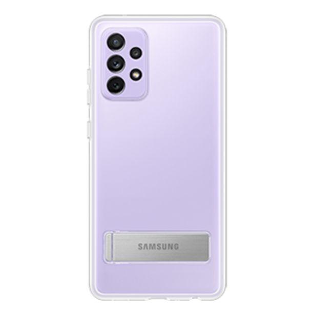Oferta de Capa Clear Standing para Galaxy A72 por R$149