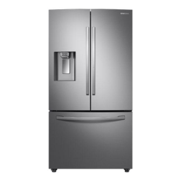 Oferta de Geladeira Inverter Frost Free Smart French DoorTwin Cooling Plus™ com Food Showcase RF23R6301SR 530L Inox Look por R$17999