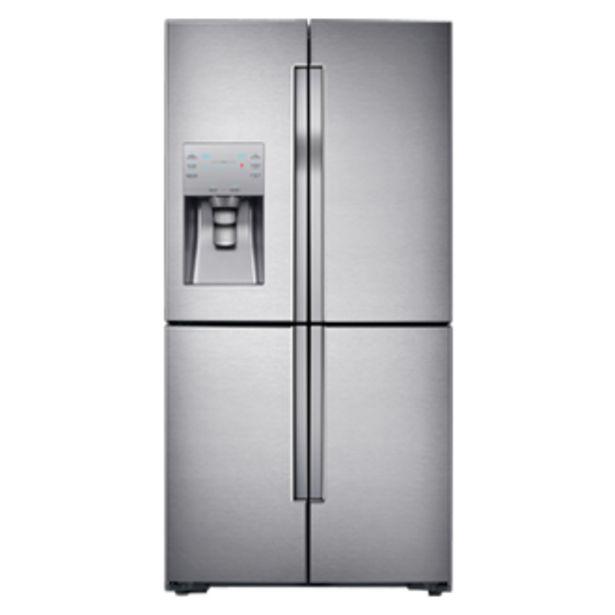 Oferta de Geladeira Inverter Frost Free Smart French Door Triple Cooling Plus™ com compartimento FlexZone™ RF56K9040SR 564L Inox Look por R$19999