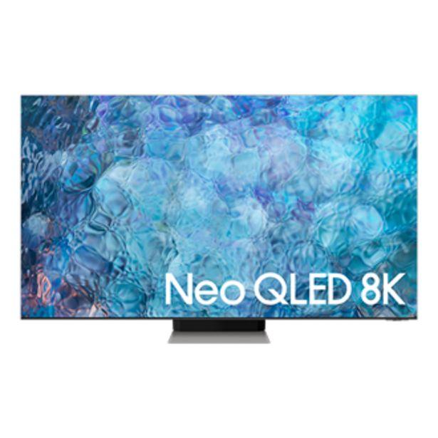 """Oferta de Smart TV 75"""" Neo QLED 8K 75QN900A, Mini Led, Painel 120hz, Processador IA, Som em Movimento Pro, Tela Infinita, Ultrafina, Única Conexão, Alexa built in por R$62999"""