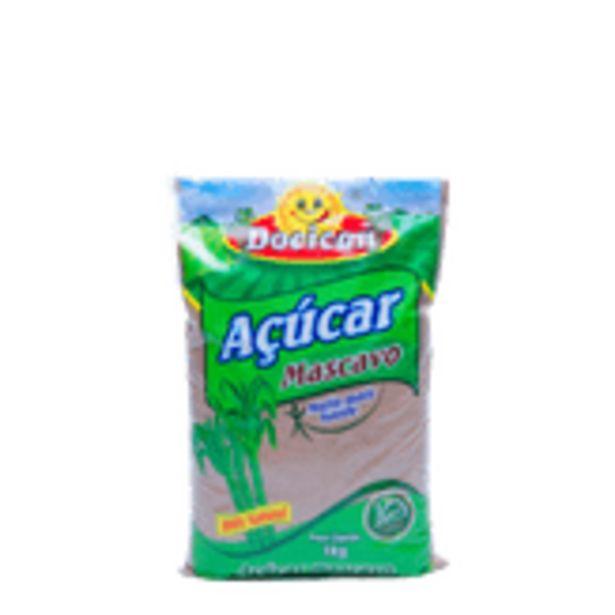 Oferta de Açúcar Mascavo Docican Pacote 1kg por R$8,98
