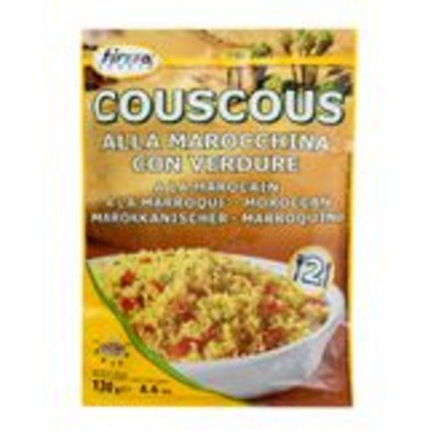 Oferta de Couscous Marroquino Firma Itália 130g por R$9,99