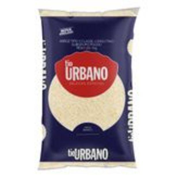 Oferta de Arroz Branco Tipo 1 Tio Urbano Seleção Especial Pacote 1kg por R$4,49