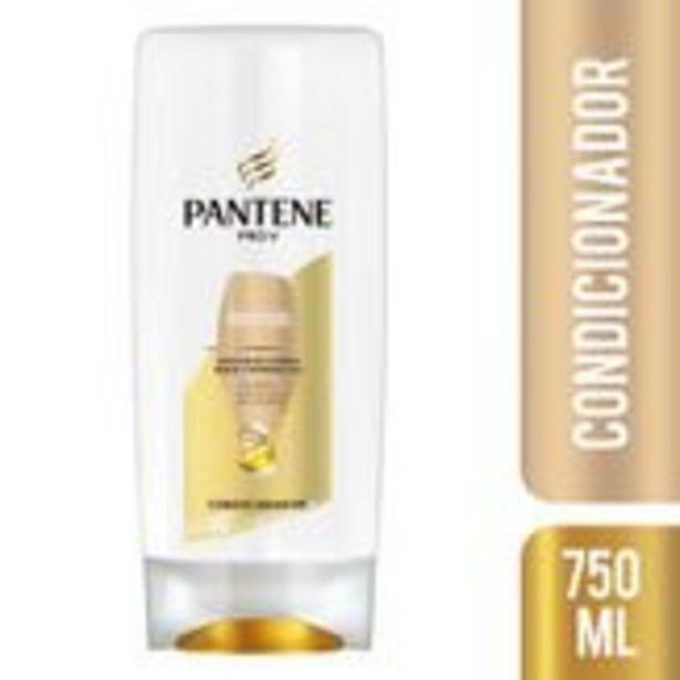 Oferta de Condicionador Hidratação Pantene Frasco 750ml por R$39,99