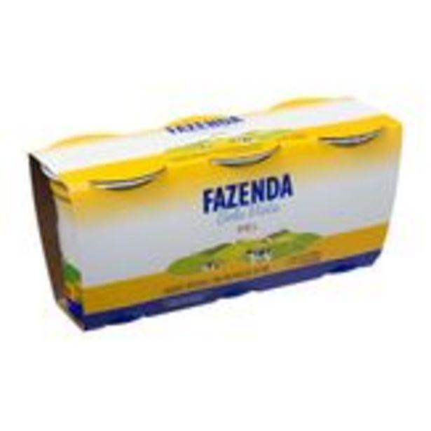 Oferta de Iogurte Mel Fazenda Bela Vista Pack com 3 Unidades 170g Cada por R$5,49