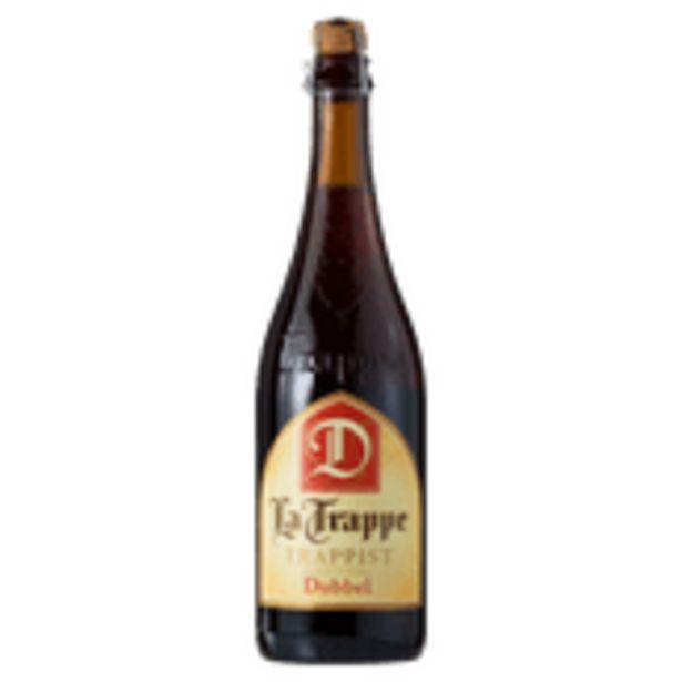 Oferta de Cerveja Dubbel La Trappe Garrafa 750ml por R$69,9