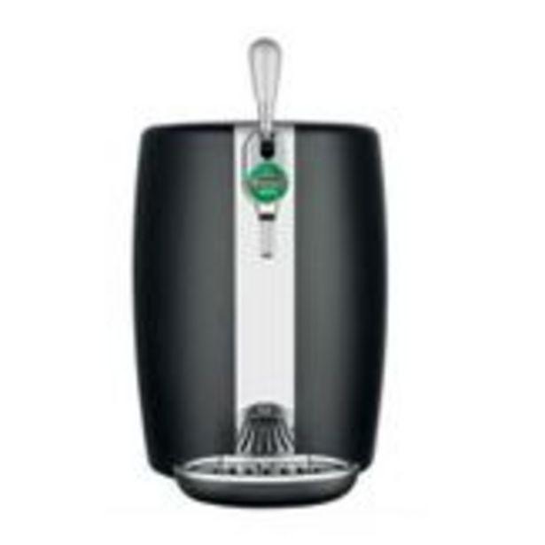 Oferta de Chopeira Elétrica Heineken Krups Beertender B101 127V 5l por R$900