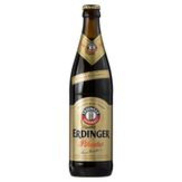 Oferta de Cerveja Weizenbock Pikantus Erdinger Garrafa 500ml por R$24,99