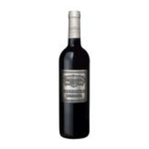 Oferta de Vinho Tinto La Moneda Carmenere 750ml por R$38,99