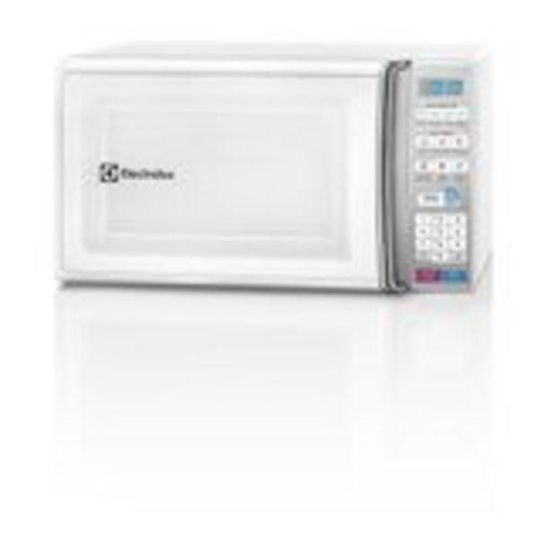 Oferta de Forno Micro-Ondas Bancada MB37R 127V Electrolux 27l por R$559,99