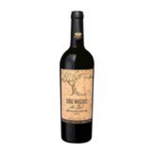Oferta de Vinho Tinto Português São Miguel do Sul 750ml por R$42,99