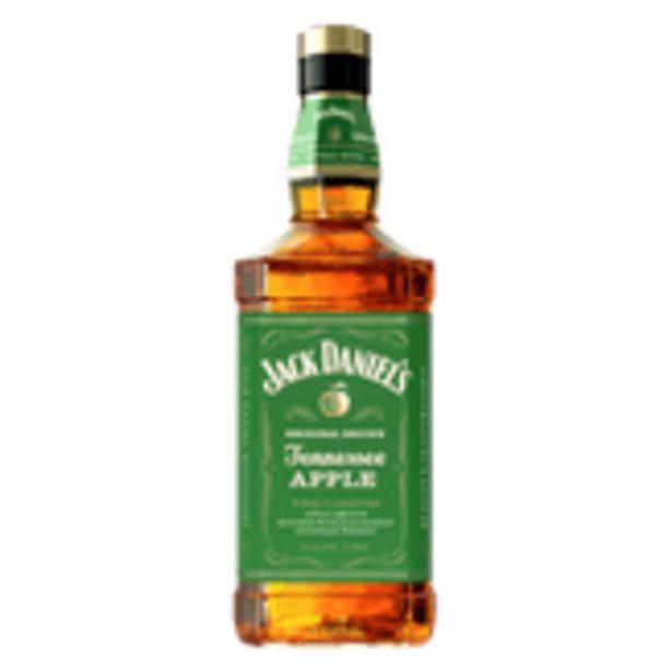 Oferta de Whiskey Jenessee Apple Jack Daniel's 1l por R$149,99