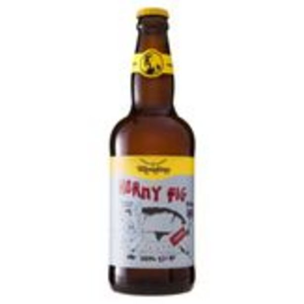 Oferta de Cerveja IPA Horny Pig Session Blondine Garrafa 500ml por R$22,99