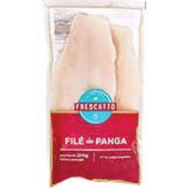 Oferta de Filé de Panga Frescatto Pacote 500g por R$23,9