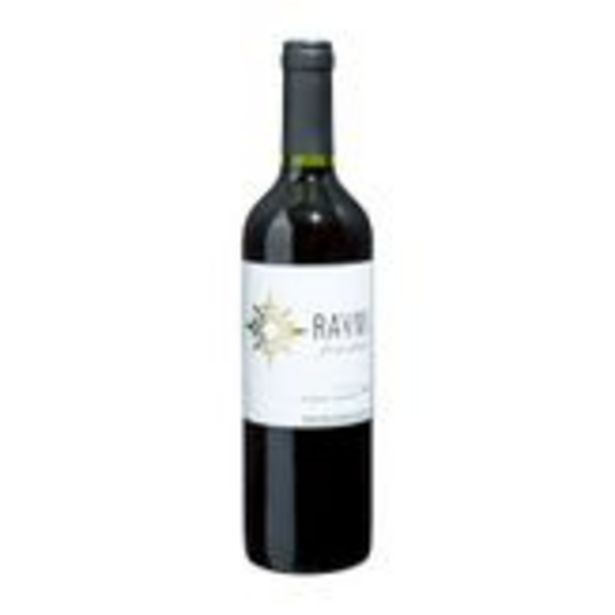 Oferta de Vinho Tinto Argentino Raymi Malbec 750ml por R$30,99