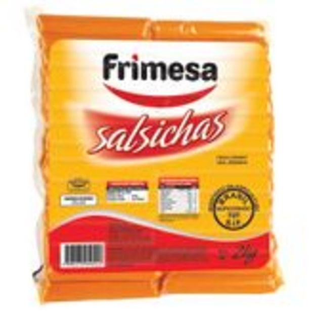 Oferta de Salsicha Hot Dog Frimesa Pacote 2kg por R$17,99