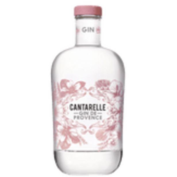 Oferta de Gin de Provence Cantarelle Garrafa 750ml por R$129,99