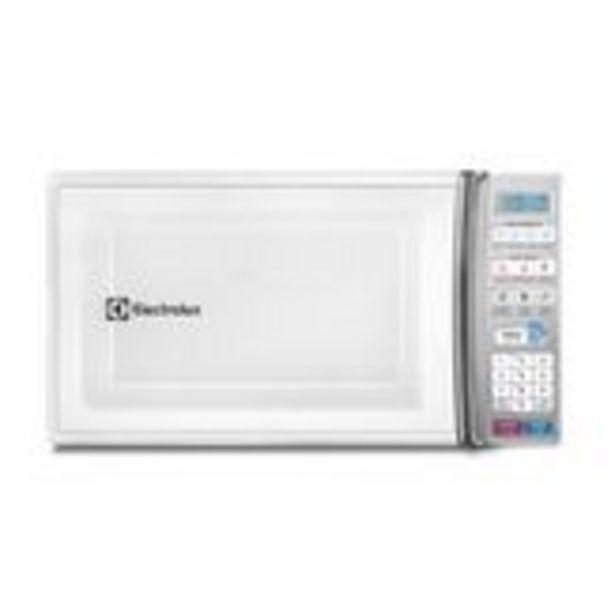 Oferta de Forno Micro-Ondas Bancada MB37R 127V Electrolux 27l por R$549,9