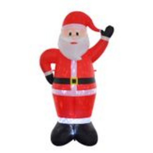 Oferta de Papai Noel Inflável 300cm por R$598