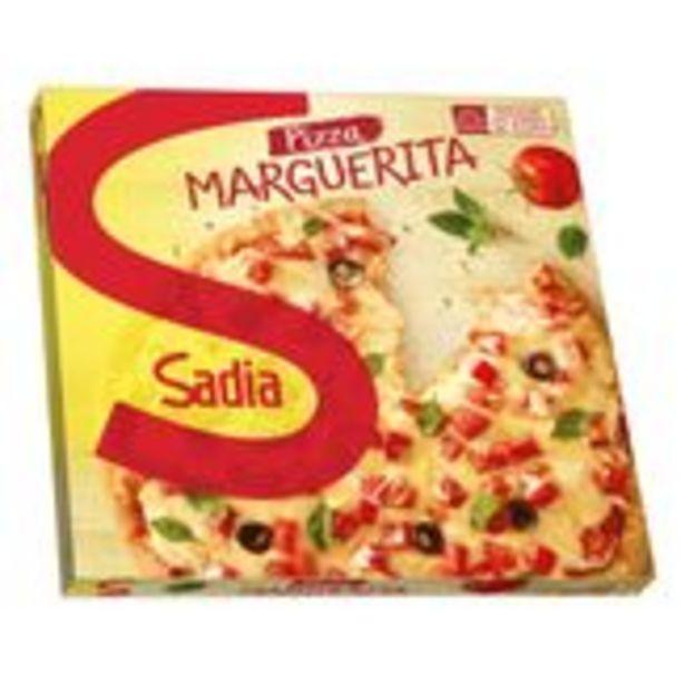 Oferta de Pizza Marguerita Sadia Caixa 460g por R$15,99