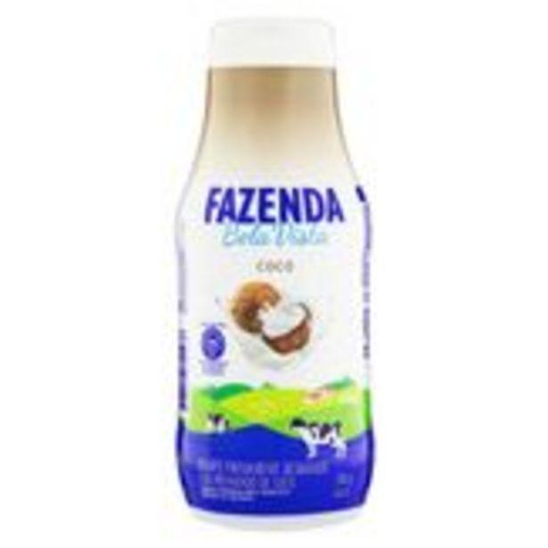 Oferta de Iogurte Coco Fazenda Bela Vista Garrafa 500g por R$3,99