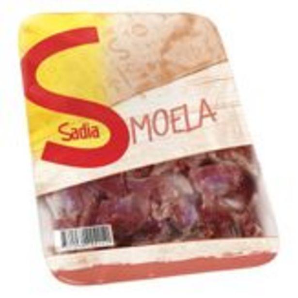 Oferta de Moela de Frango Congelada Sadia Pacote 1kg por R$10,9