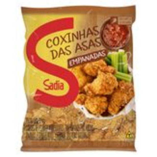 Oferta de Empanado de Frango Coxinha da Asa Sadia Pacote 2kg por R$52,9