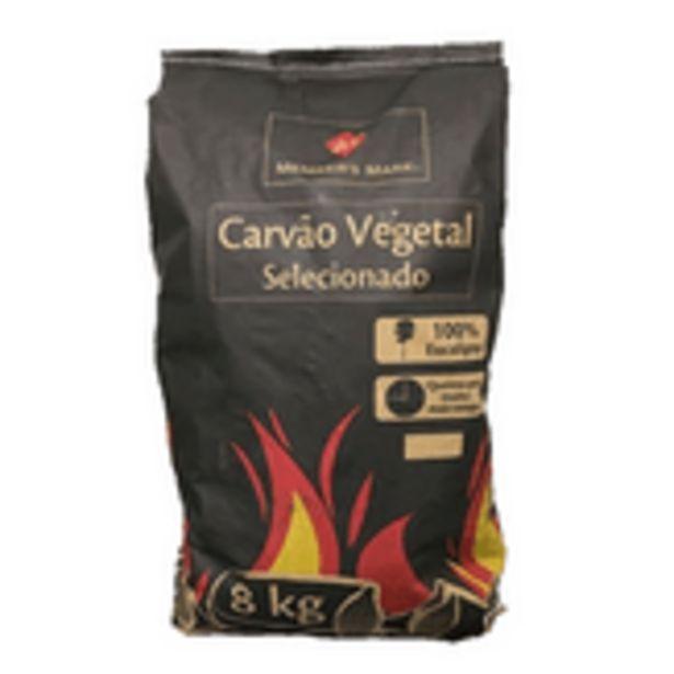 Oferta de Carvão Vegetal Member's Mark Pacote 8kg por R$39,98
