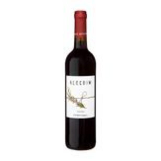 Oferta de Vinho Tinto Português Alecrim 750ml por R$29,98