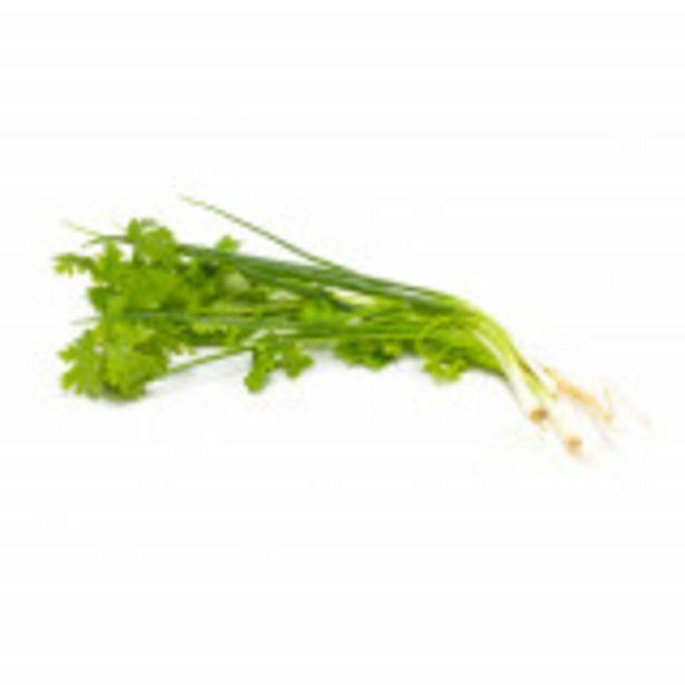 Oferta de Cheiro Verde Orgânico - maço por R$3,99