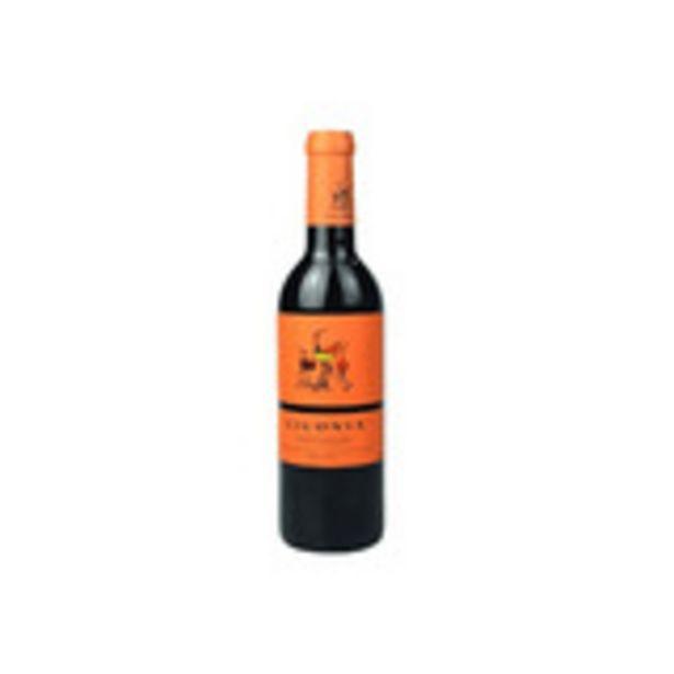Oferta de Vinho Tinto Português Ciconia Tinto - 375ml por R$49,99